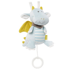 Mini peluche musical Little Castle