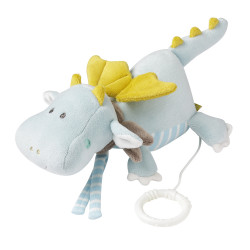 Peluche musical dragon - Little Castle
