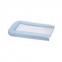 Matelas à langer PVC + 2 éponges amovibles