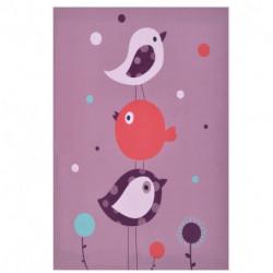 Toile lumineuse Birdy