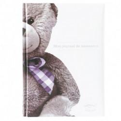 Mon journal de naissance My little bear