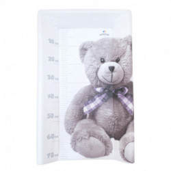 Plan à langer avec matelas intégré My little bear